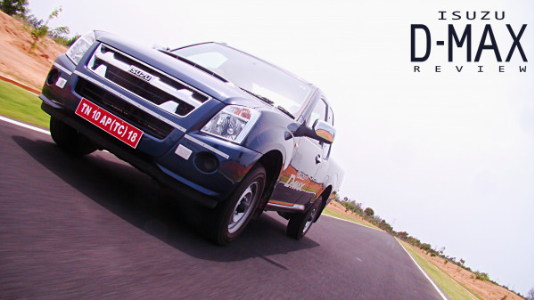 Isuzu DMAX Expert Review, DMAX Road Test - 205940 | CarTrade