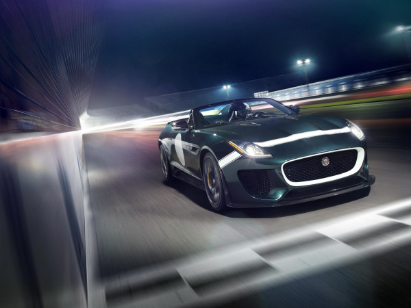 Jaguar F-TYPE Project 7 revealed ahead of Goodwood debut | CarTrade.com