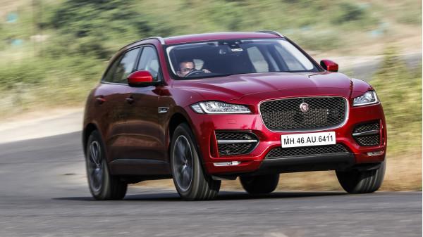 Jaguar F-Pace Expert Review, F-Pace Road Test - 206745 | CarTrade