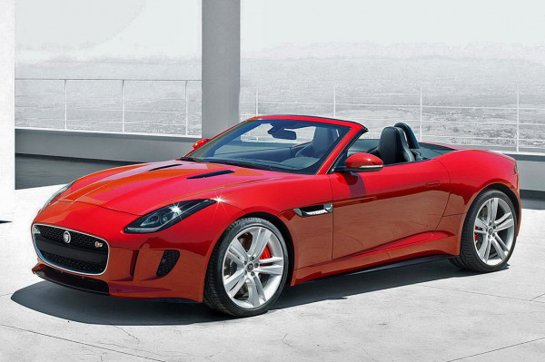 Jaguar F-Type to be launched today | CarTrade.com