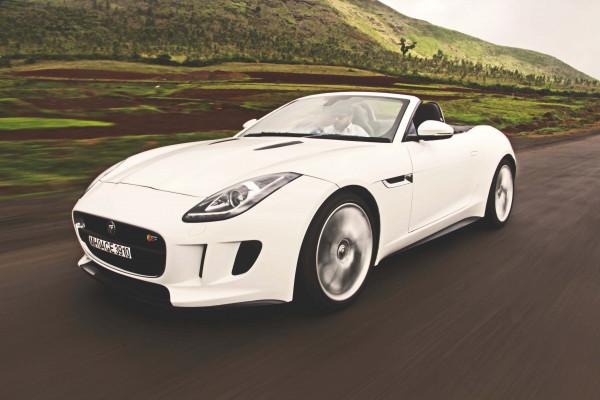 Jaguar F TYPE Expert Review, F TYPE Road Test - 206246 | CarTrade