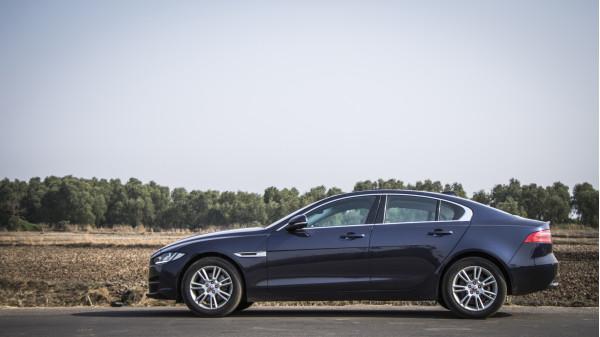 Jaguar XE 20d First Drive Review
