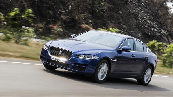 Jaguar XE Expert Review, XE Road Test - 206484   CarTrade