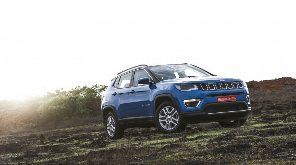 Jeep Compass Expert Review, Compass Road Test - 206870 | CarTrade