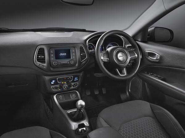 Jeep Compass Sport Plus