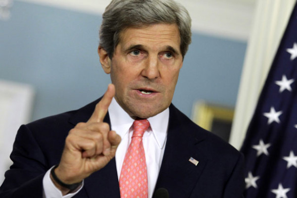 John Kerry, US Secretary of State visits soon-to-be opened Ford plant in India | CarTrade.com