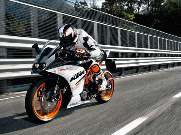 KTM RC 390 will be launched side by side with RC 200 On September 9th, 2014 | CarTrade.com