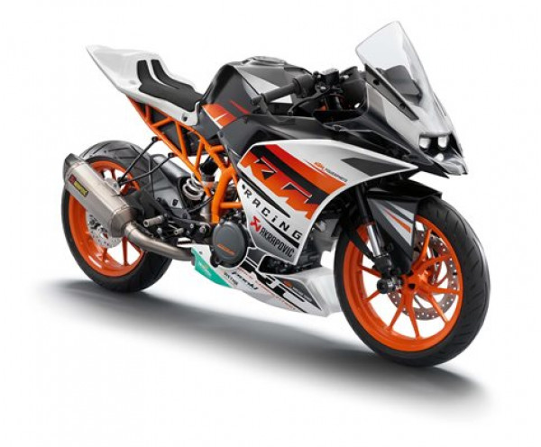 KTM RC Cup model priced at Rs. 6.17 lakhs | CarTrade.com