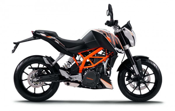 Bajaj Auto to bring KTM Duke 390 to Indian shores in March 2013 | CarTrade.com