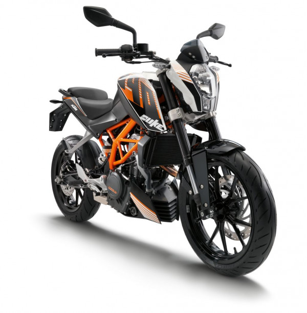 KTM seems gearing up for the launch of new bikes in India | CarTrade.com
