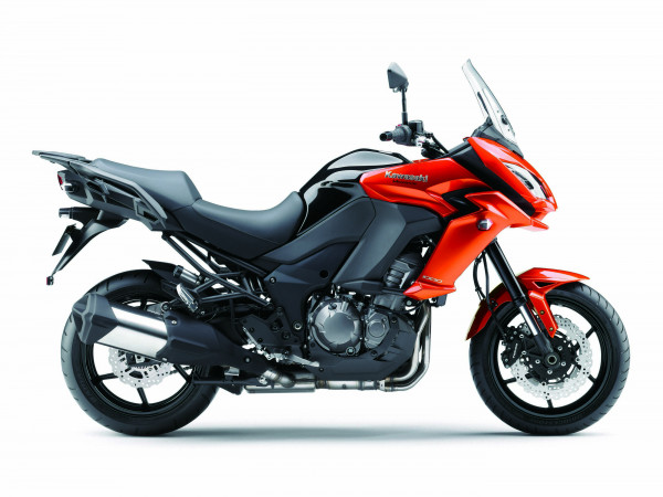 Kawasaki All Set To Launch Versys 1000 This Month | CarTrade.com