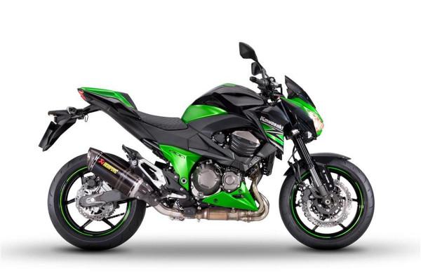 Kawasaki India to offer a Green-Black shaded Z800   CarTrade.com