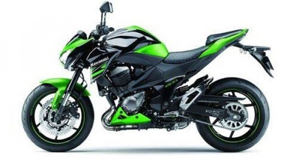 Kawasaki Z800 in New Green-black paint is now available at Pune dealership | CarTrade.com