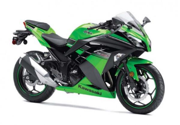 Kawasaki Ninja 300 sports bike launched at Rs. 3.50 lakh | CarTrade.com