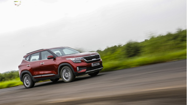 Kia Seltos HTX Plus 1.5 Diesel First Drive Review - CarTrade