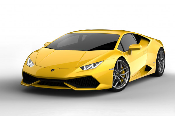 Huracan from Lamborghini due to Hit the Streets Next Month   CarTrade.com