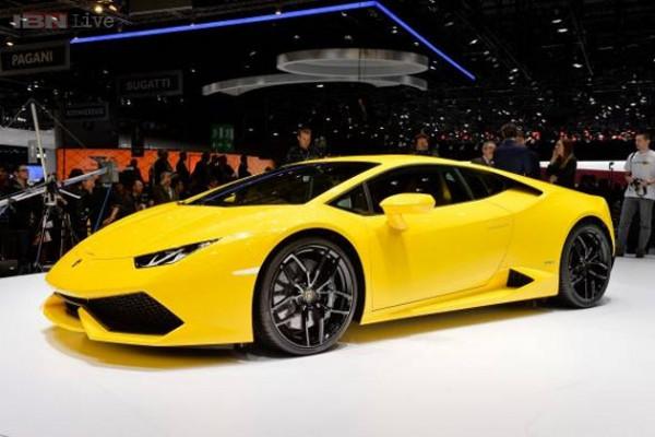 Lamborghini Huracan LP 610-4 unveiled at Geneva Motor Show | CarTrade.com