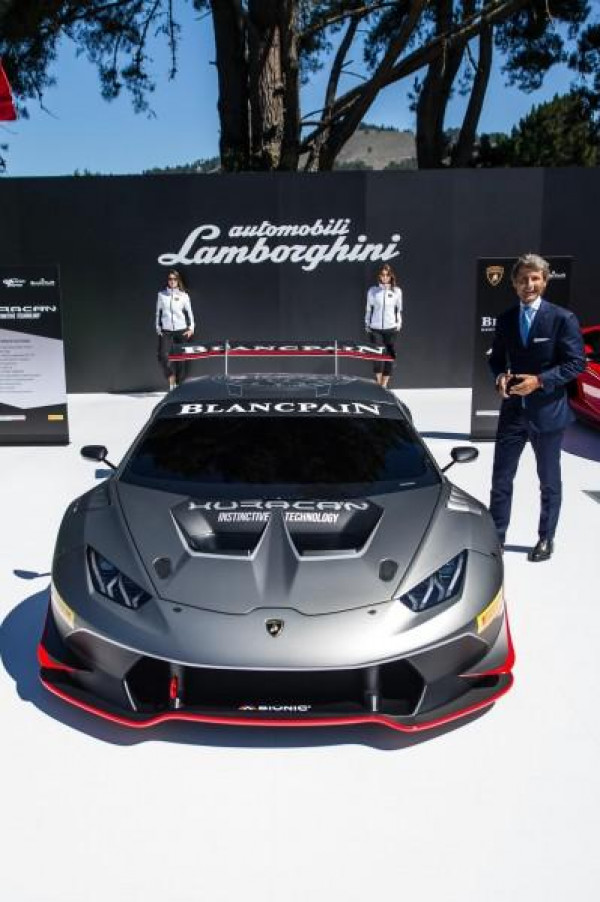 Lamborghini Huracan Super Trofeo Officially Unveiled; Details and Images | CarTrade.com