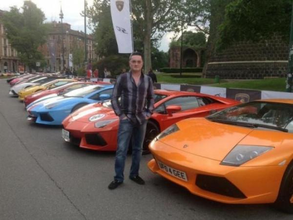 Gautam Singhania participates in Lamborghini 50th Anniversary Grand Tour | CarTrade.com