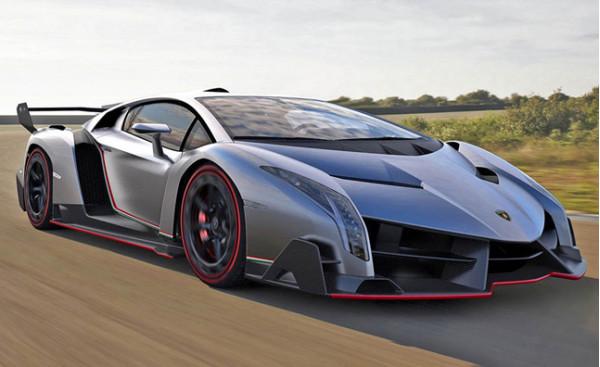 Lamborghini exhibits an all new street-legal supercar, Veneno | CarTrade.com