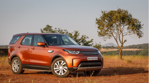 Land Rover Discovery Expert Review, Discovery Road Test - 206960 | CarTrade