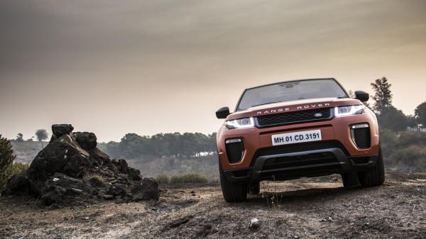 Land Rover Range Rover Evoque Expert Review, Range Rover Evoque Road Test - 206472 | CarTrade
