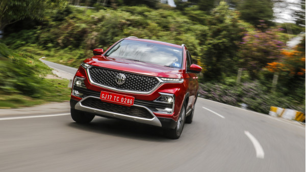 MG Hector Expert Review, Hector Road Test - 207079 | CarTrade
