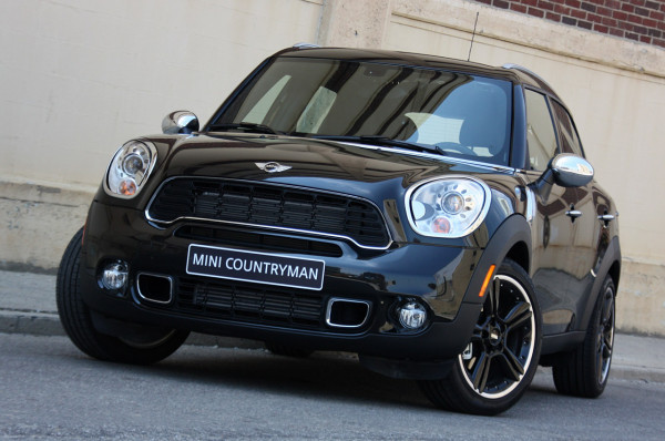 Mini Paceman and Cooper Countryman to get all wheel drive technology    CarTrade.com