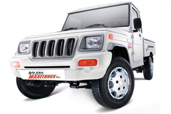 Mahindra Bolero MaxiTruck with Micro Hybrid technology launched at Rs. 3.52 lakh | CarTrade.com