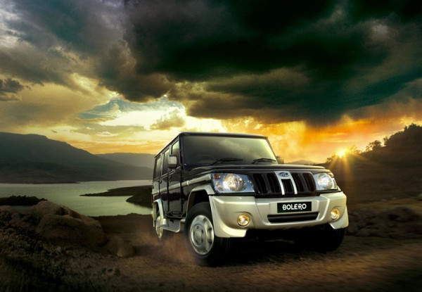 Mahindra Bolero - Rugged hot-selling UV in India  | CarTrade.com