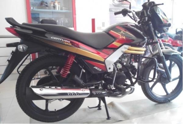 Mahindra Centuro Rockstar - Fuel efficient and feature loaded bike in India | CarTrade.com
