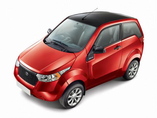 Mahindra Reva announces price cut of Rs 1.7 lakh on e2o | CarTrade.com