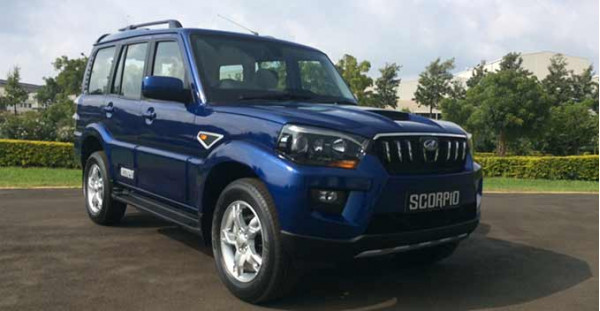 New Mahindra Scorpio bookings crosses 12,000 mark | CarTrade.com
