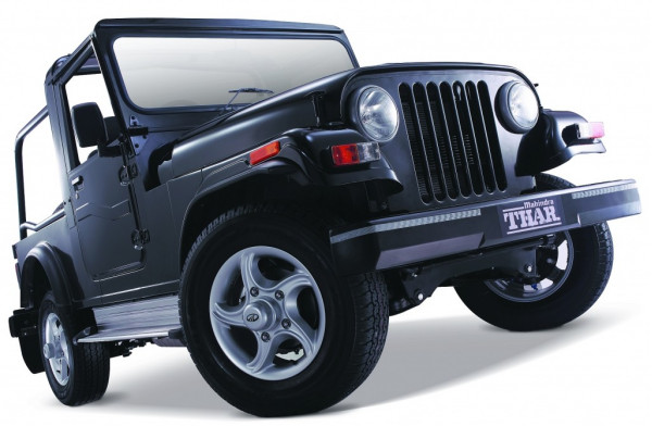 Mahindra Thar - Most reliable off-roader in country | CarTrade.com