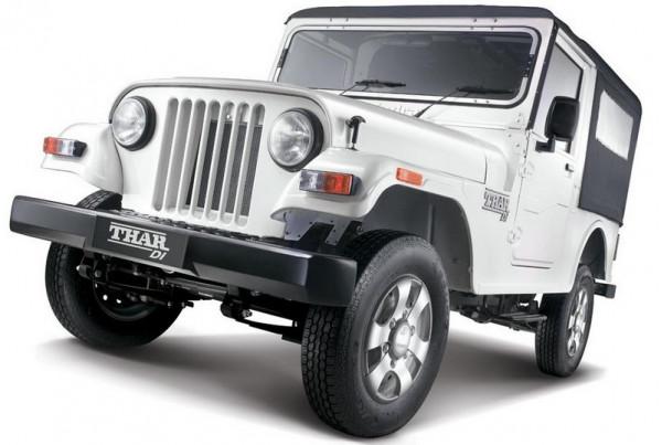 Mahindra Thar - Affordable 4x4 wheel drive in India | CarTrade.com