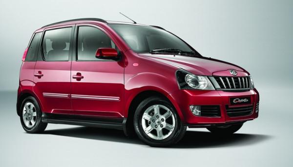Mahindra Quanto Vs Renault Duster 1