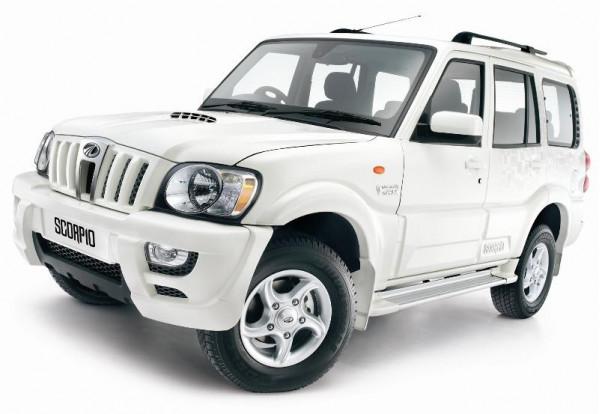 Mahindra Scorpio with Euro V powertrain caught testing | CarTrade.com