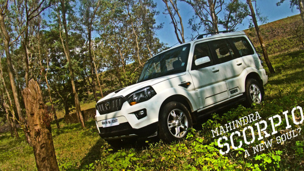 Mahindra Scorpio Expert Review, Scorpio Road Test - 206000 | CarTrade