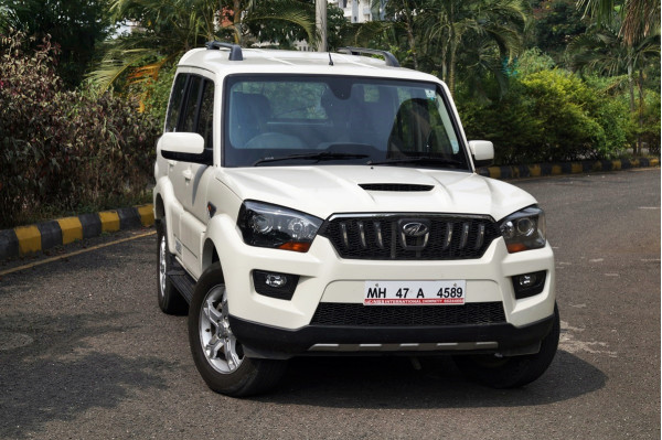 Mahindra Scorpio Expert Review Scorpio Road Test 206366