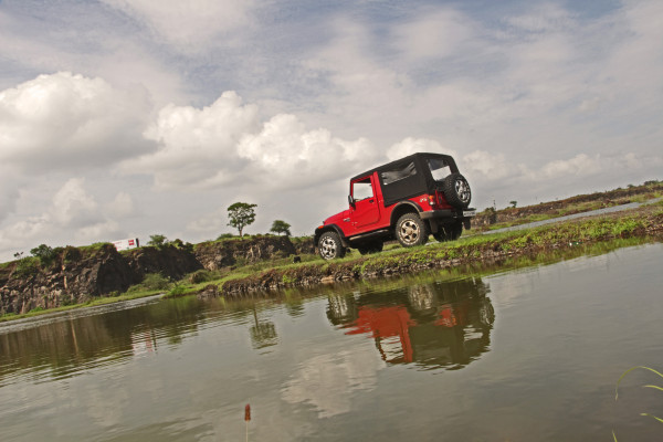 Mahindra Thar Expert Review, Thar Road Test - 206372 | CarTrade
