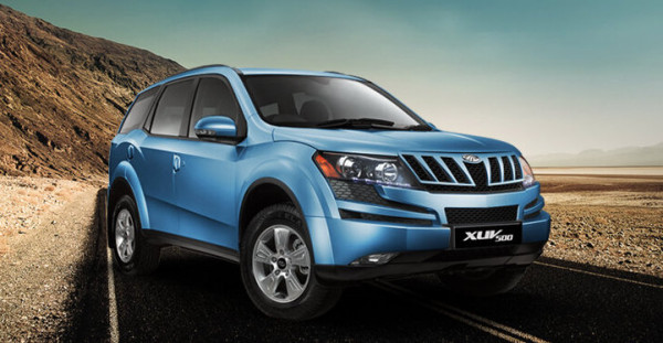 Mahindra introduces XUV500 in a brand new