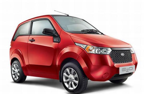 Mahindra Reva to begin e2o exports to Europe and China in 2014    CarTrade.com
