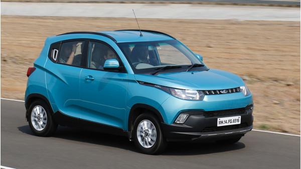 Mahindra KUV100 Expert Review, KUV100 Road Test - 206430 | CarTrade