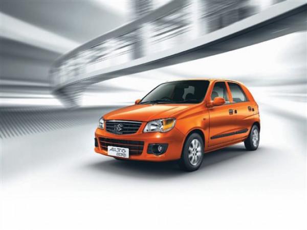 Maruti Alto K10 facelift-more detail revealed  | CarTrade.com