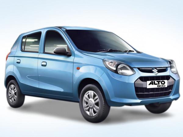 Maruti Suzuki Alto 800 bestselling hatchback in India | CarTrade.com