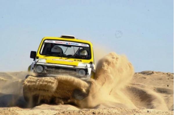 Maruti Suzuki Desert Storm rally scheduled from February 23 | CarTrade.com
