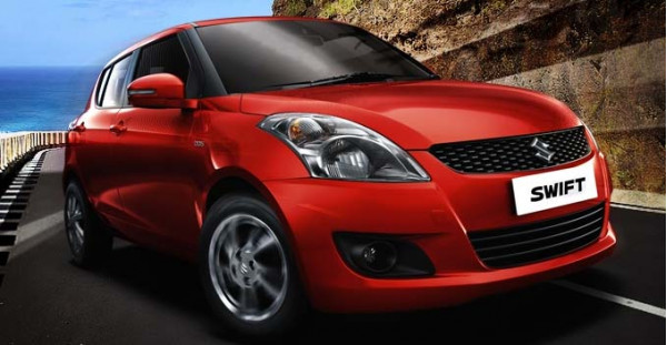 Upcoming Maruti Swift