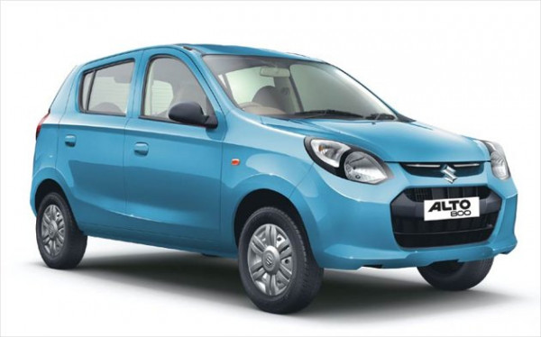 Freshly launched Maruti Suzuki Alto 800 taking the small Indian cities by storm  | CarTrade.com