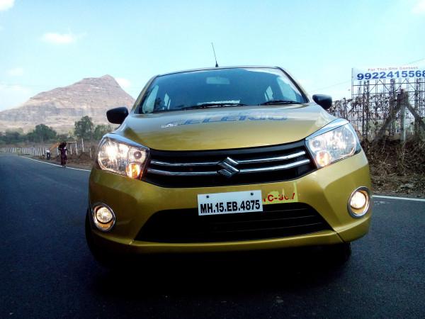 Maruti Celerio Expert Review, Celerio Road Test - 205602 | CarTrade