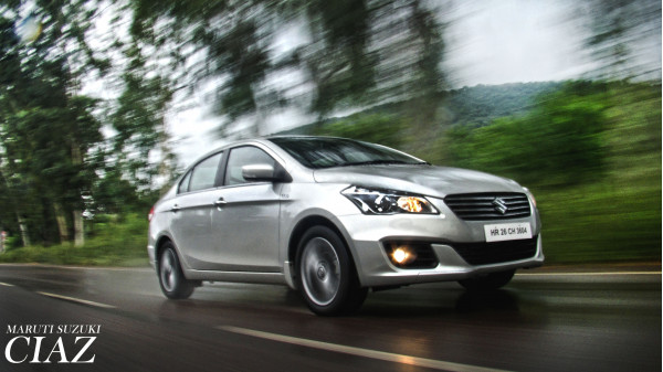 Maruti Suzuki Ciaz prices out, Prices range between Rs. 6.99 lakhs to Rs.9.80 lakhs. | CarTrade.com